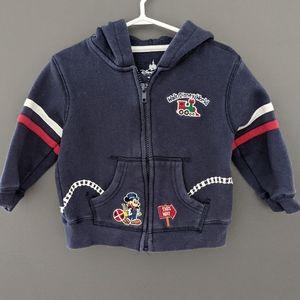 Vintage Walt Disney World Disney Parks hoodie